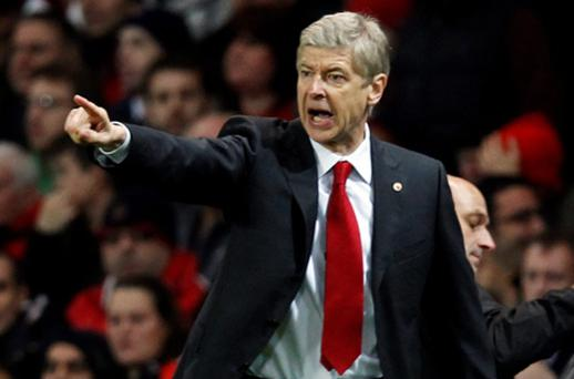Arsene Wenger. Photo: Reuters