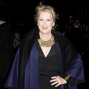 Meryl Streep is the favourite to win the Oscar