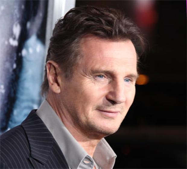 Liam Neeson. Photo: Getty Images