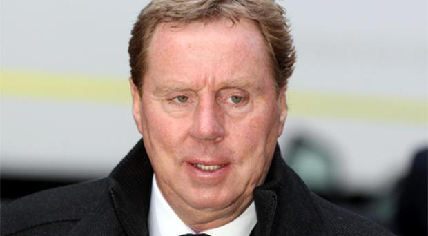 Tottenham Hotspur manager Harry Redknapp arrives at Southwark Crown Court. Photo: PA