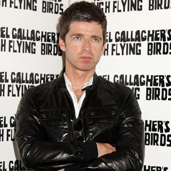 Noel Gallagher has welcomed his 'Godlike Genius' award