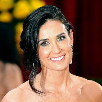 Demi Moore is seeking treatment for exhaustion