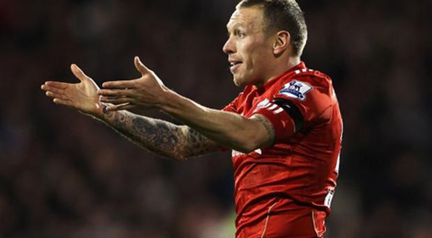 Craig Bellamy has been one of the few success stories at Liverpool this season