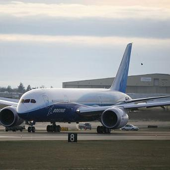 The Boeing 787 Dreamliner
