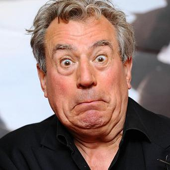Terry Jones hopes to recruit all the surviving Monty Python team members for his latest movie