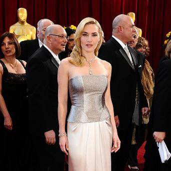 Kate Winslet will receive the honorary Cesar award