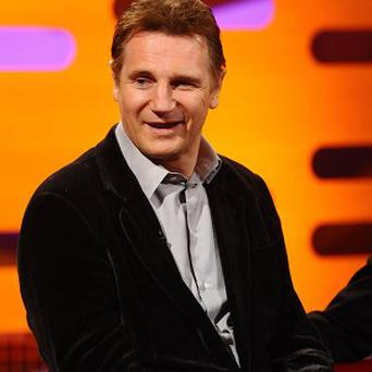 Liam Neeson fell in love with Instanbul