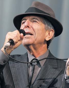 STILL GOING STRONG: Leonard Cohen's new album is beautifully light in parts