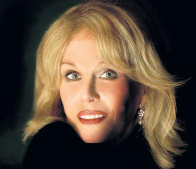 TRANSPARENT TALES: Joanna Lumley's honest and engaging memoirs provide a fascinating glimpse behind the actress's cool exterior. 'Looking back, it strikes me how often in our lives we start again from scratch,' she says. Photo: David Conachy