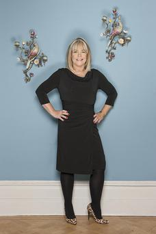 Birds Of A Feather star Linda Robson, who showed off her new size 12 figure in a photoshoot for Woman magazine. Photo: PA