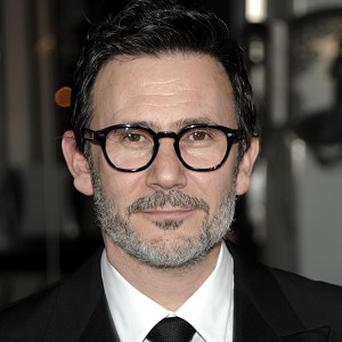 Michel Hazanavicius arrives at the Directors Guild of America Awards in Los Angeles (AP)