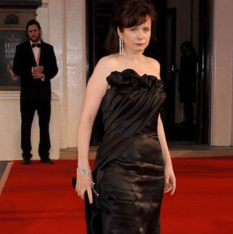 Emily Watson enjoyed working with Steven Spielberg