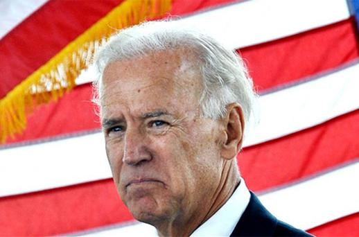 Joe Biden said the White House should wait for more information before launching the raid. Photo: Getty Images