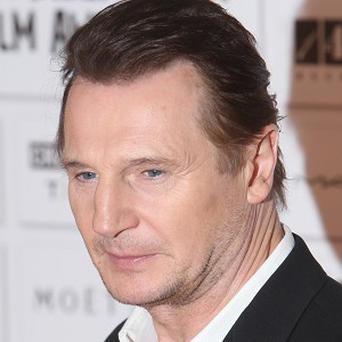 Liam Neeson's survivalist thriller The Grey took 20 million dollars at the US box office this weekend