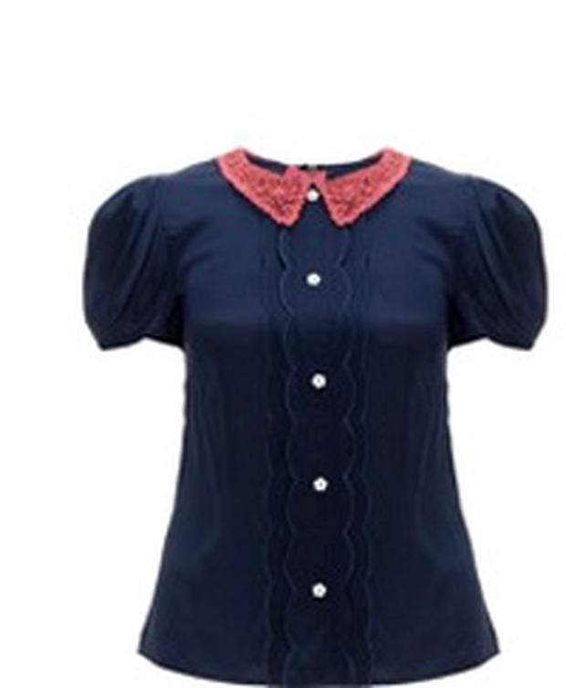 Marcelle blouse €65
