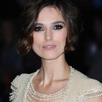 Keira Knightley worked with Emily Watson on Anna Karenina