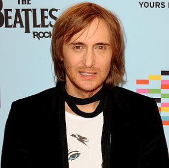 David Guetta has been kept off the top spot by Cover Drive