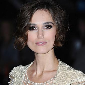 Keira Knightley thinks people in the US are more supportive
