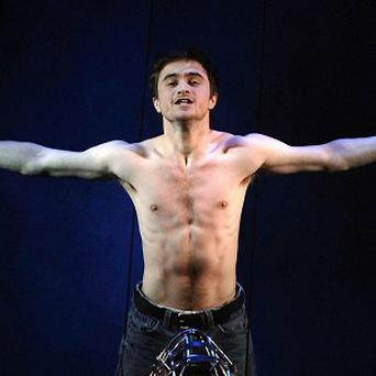 Daniel Radcliffe has secured another nude role