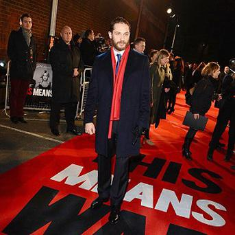 Tom Hardy also stars in new film This Means War