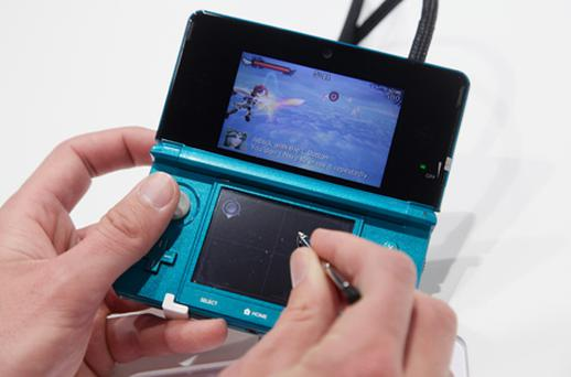 Nintendo DS. Photo: Getty Images