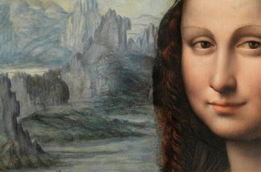 Recent conservation work reveals that the work was painted by a pupil working alongside Leonardo da Vinci