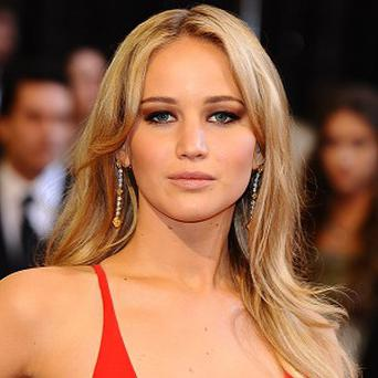 Jennifer Lawrence is already preparing to shoot The Hunger Games 2