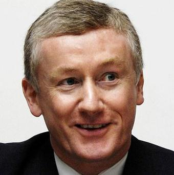 Disgraced former Chief Executive Fred Goodwin