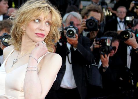 Courtney Love. Photo: Getty Images