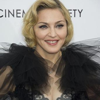 Madonna is nervous about her Super Bowl performance