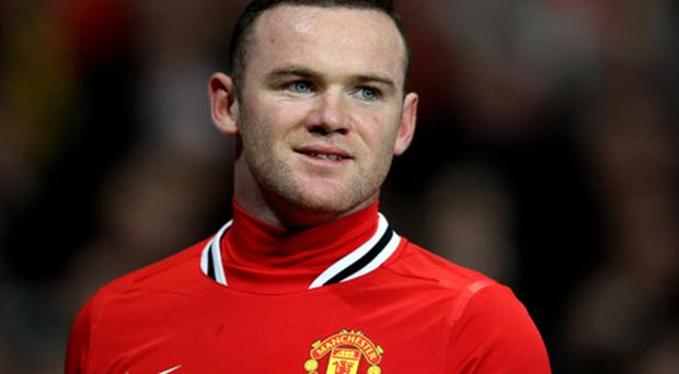 Wayne Rooney has not played since the 2-1 win at Arsenal on January 22. Photo: Getty Images