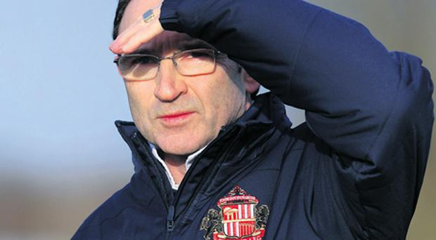 Martin O'Neill has changed the course of Sunderland's season since taking over at the Stadium of Light