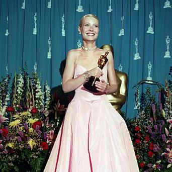 Gwyneth Paltrow says her daughter Apple is a fan of her Oscar-winning gown
