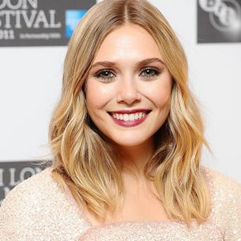 Elizabeth Olsen says her main career plan is to just keep acting