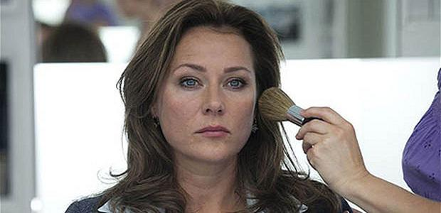 Sidse Babett Knudsen stars as prime minister Birgitte Nyborg Christensen in the Danish drama series Borgen
