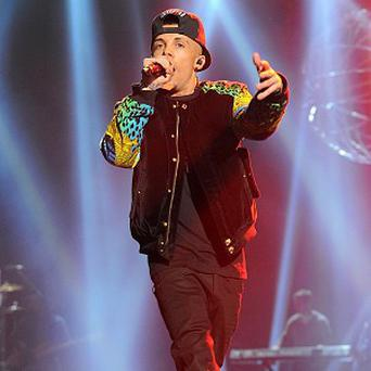 Dappy used to go fishing with his father in London