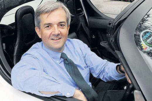 Liberal Democrat Chris Huhne, who has quit as the UK's energy secretary