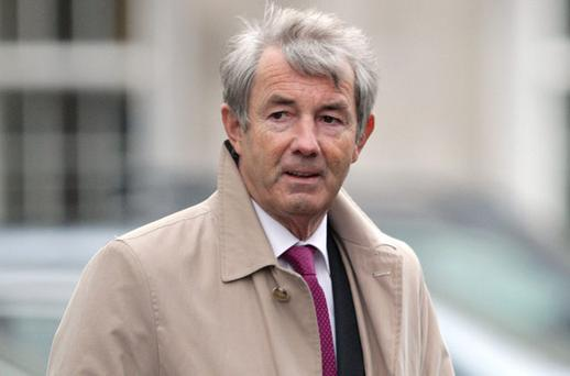 BENEFICIARY: Michael Lowry also got €40,867 in expenses