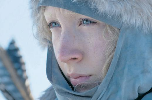 Deadly talent: Saoirse Ronan wowed as a young assassin in Hanna