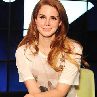 Lana Del Rey's album hit the number one spot in 11 countries