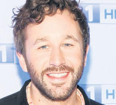 Chris O'Dowd: has starring role in fake trailer
