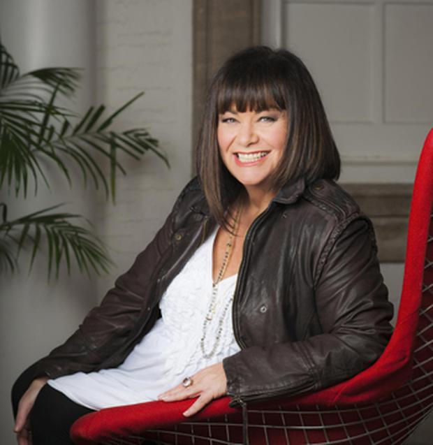 Dawn French has revealed she has lost seven and a half-stone with her slimming regime, but is still fond of her old heavyweight body. Photo: PA