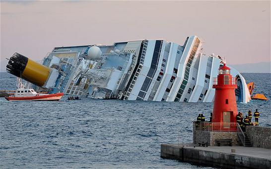 Cristina M is is convinced that she lost her baby as a direct result of the stress and fear she underwent on the night that the Costa Concordia sank