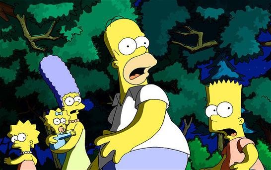 Dolls of The Simpsons characters have been banned in Iran