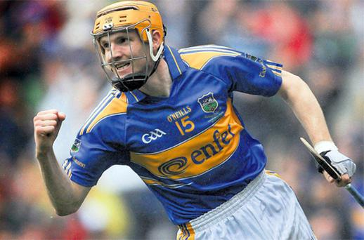 Lar Corbett: retiring at the age of 30