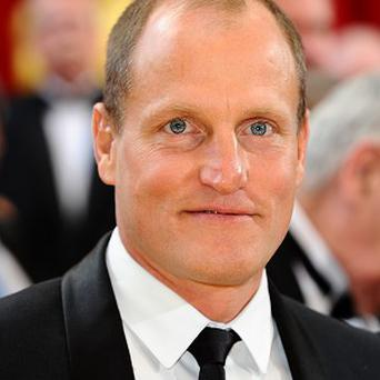 Woody Harrelson says he needed some Dutch courage for his love scene