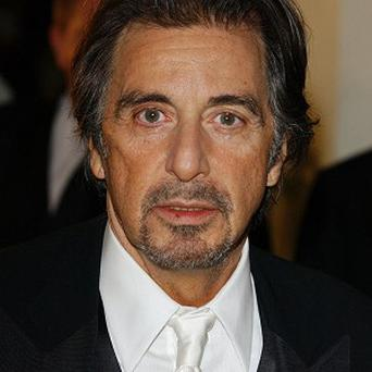 Al Pacino will voice a villain in Despicable Me 2