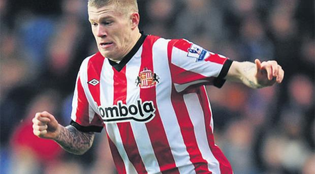 James McClean's form gives him a real chance of breaking into Ireland squad