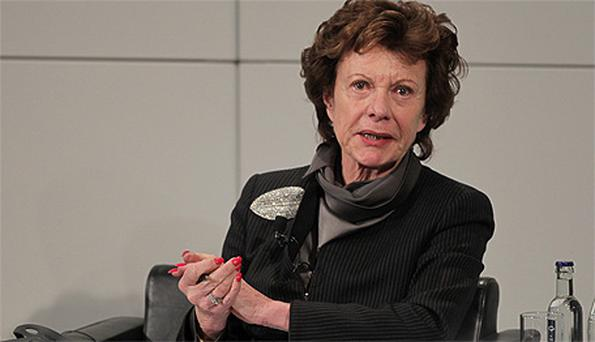 Neelie Kroes, Vice-president of the European Commission