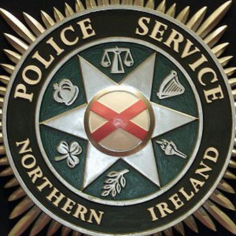 A policeman suffered a knife attack in Lurgan, Co Armagh